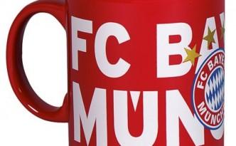 FC Bayern Kaffeetasse
