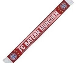FC Bayern Schal Home